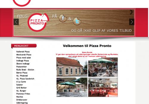 Pizza Pronto
