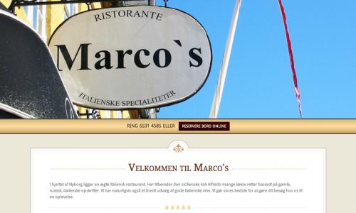 Restaurant Marco's