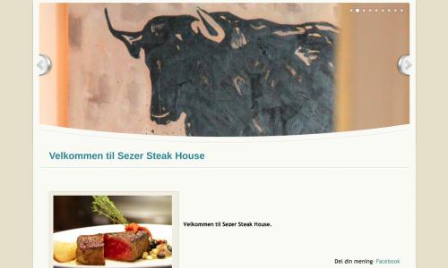 SezerSteak House
